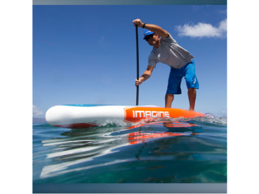 Two SUP Rentals from Adventure Sports Maui
