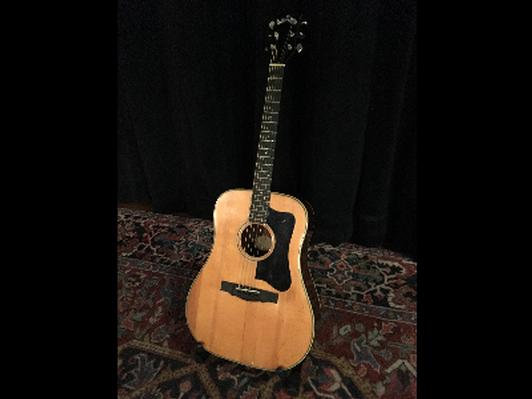 Vintage Guild D-50 Dreadnaught Guitar