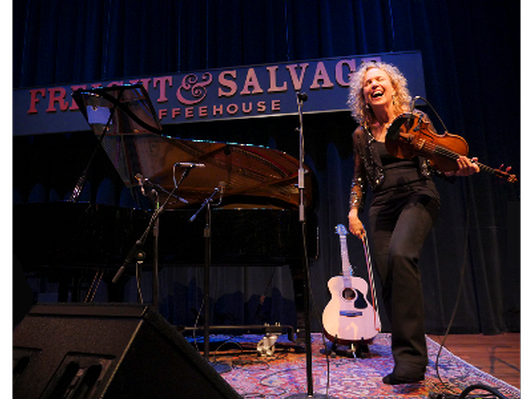 House Concert with Barbara Higbie