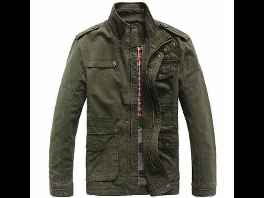 Men's M/L  JEEPRICH brand Military Style Jacket