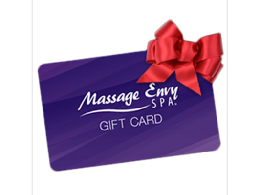 1 Hour Massage by Message Envy