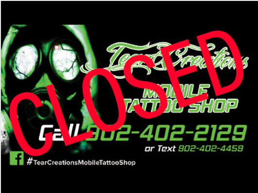 $500 Tattoo Service from Tear Creations Mobile Tattoo Shop
