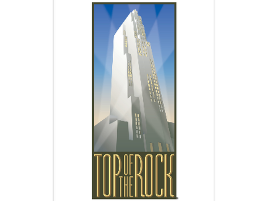 2 Tix to TOP OF THE ROCK