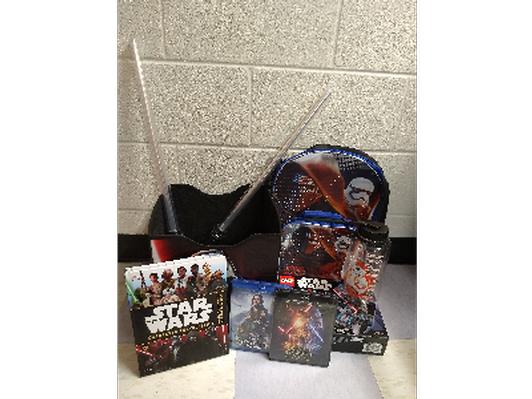May the Force Be With You Basket