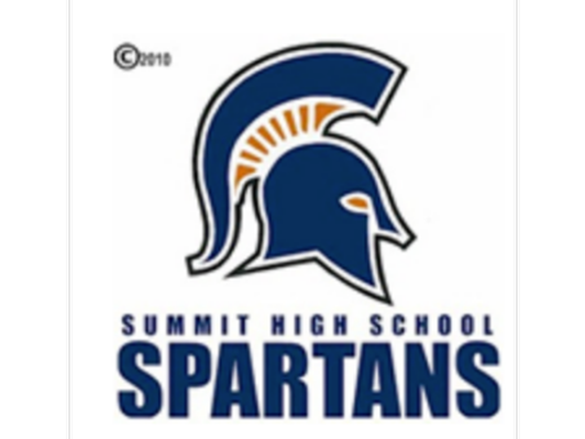 Summit High School 2017 Football family season pass.