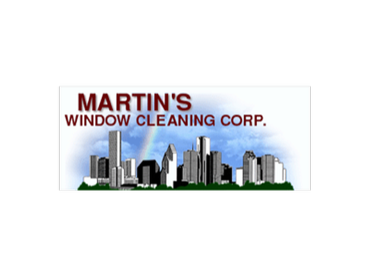 Martin's Window Cleaning - Exterior Residential Window Cleaning