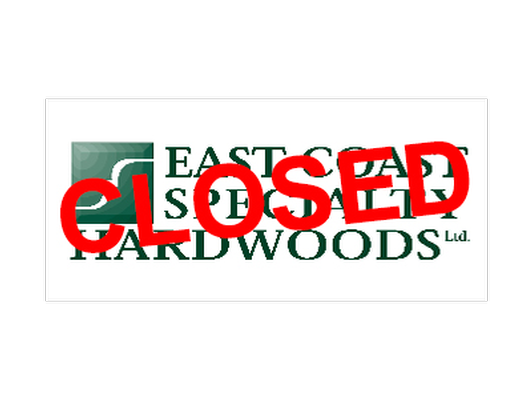 $500 gift certificate to East Coast Specialty Hardwoods Ltd
