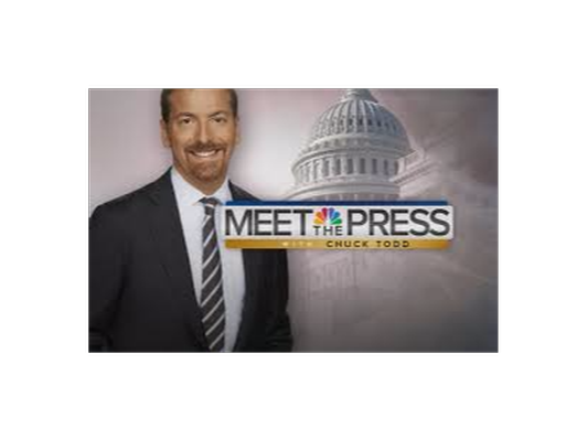 Meet the Press - Four tickets to a live taping