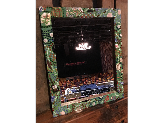 Handmade Mirror from the Middle Freight