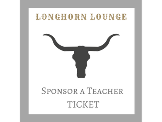 Sponsor a teacher's ticket to the HoeDown