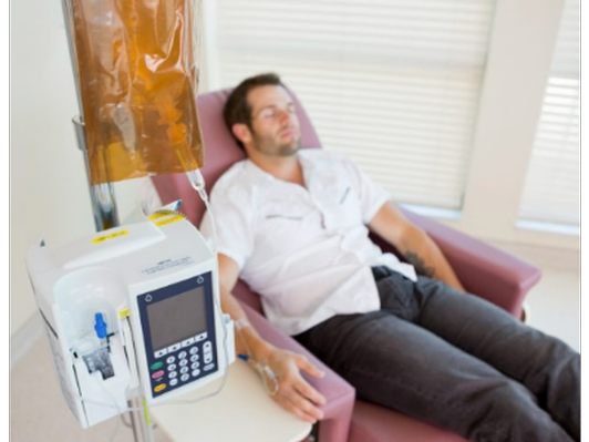 The IV Hydration Experience