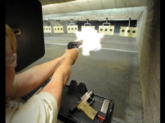 Pistol Course 3 Hour
