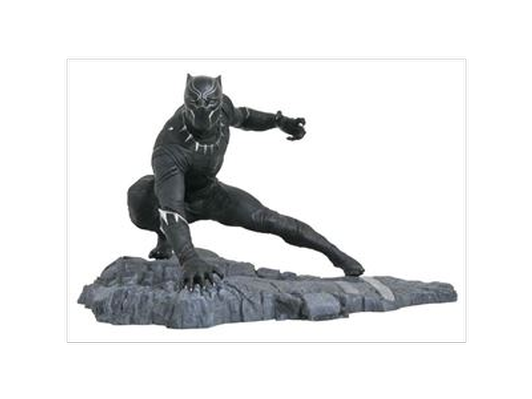 Black Panther and Shuri Action Figures