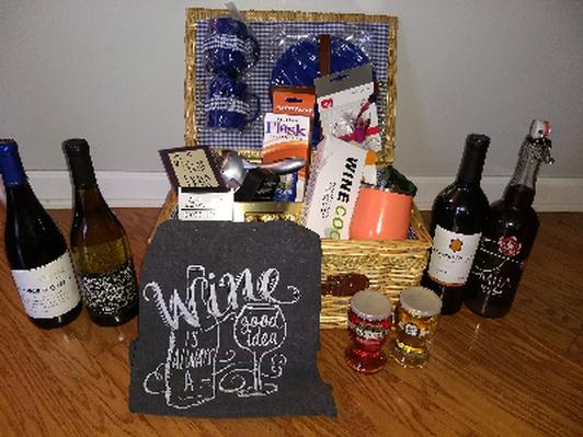 Wine & Dine # 2 Basket