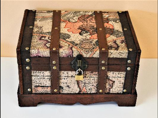 Magic Mystery Box - Raffle