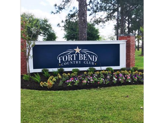 Fort Bend Country Club - Round of Golf for Four