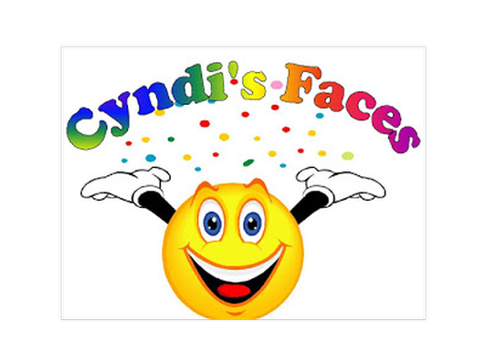 One Hour of Face Painting with Cyndi's Faces