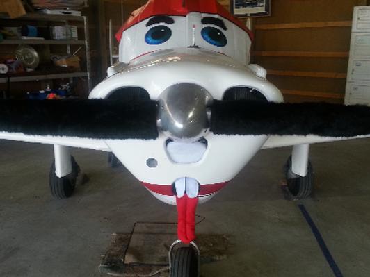 Flight in Cooper