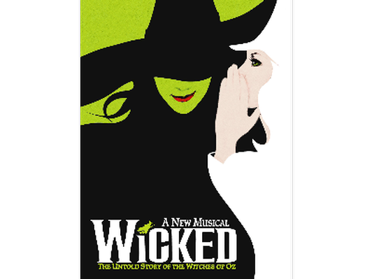 Wicked Cast Signed Poster