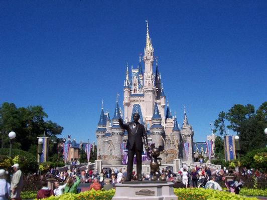 4 Disney Hopper Tickets (Walt Disney World)
