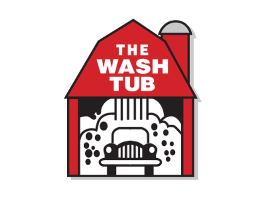 Wash Tub Car Wash Coupon Book
