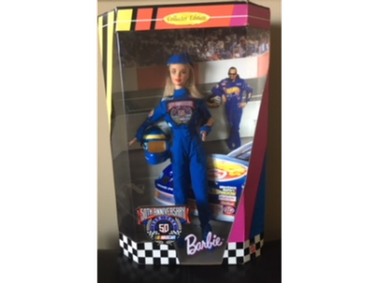 NASCAR Barbie Doll - Collector Edition