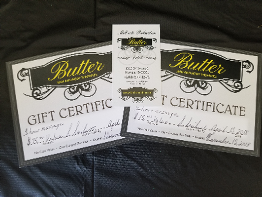Spa Package from Butter Spa