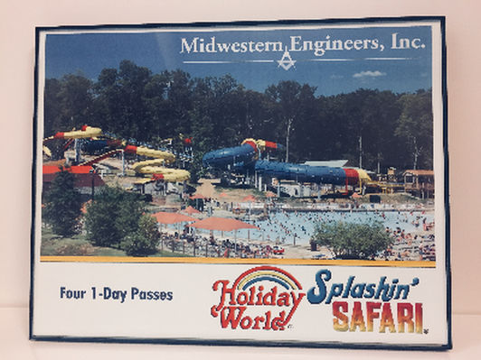 Holiday World & Spalshin Safari Theme Park