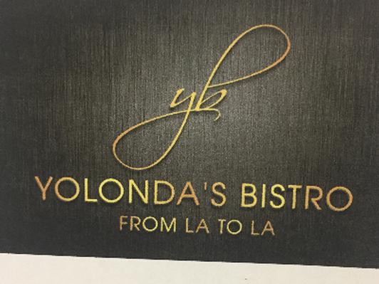 Yolonda's Bistro Gift Card