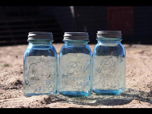 Mason Jars and Baby Jar