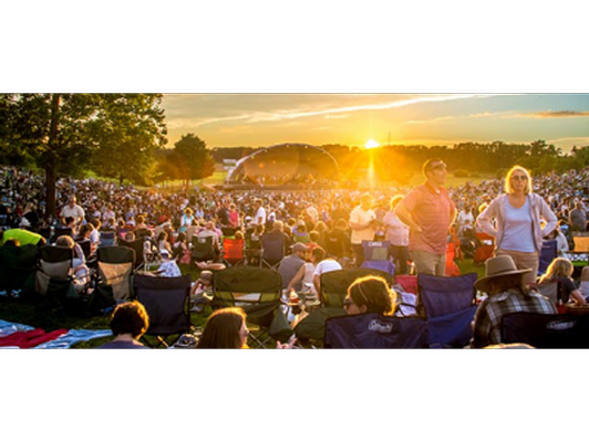 Indianapolis Symphony Orchestra's Symphony on the Prairie at Conner Prairie