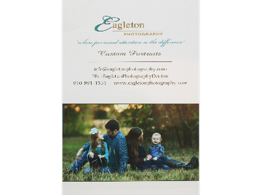 Family Portrait & Large Print Package