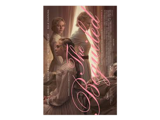 The Beguiled Movie Poster