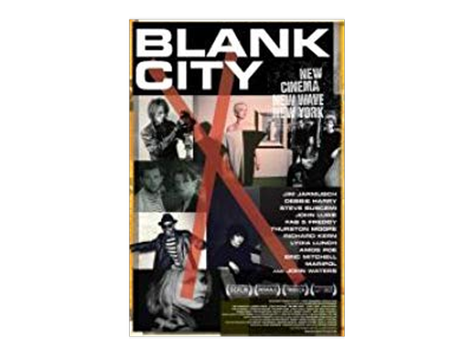 Blank City Movie Poster