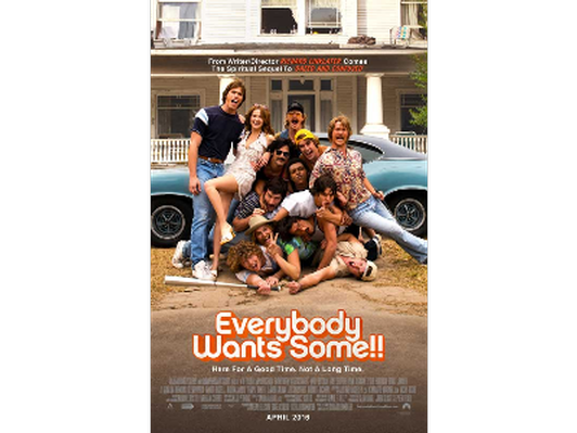 Everybody Wants Some! Movie Poster