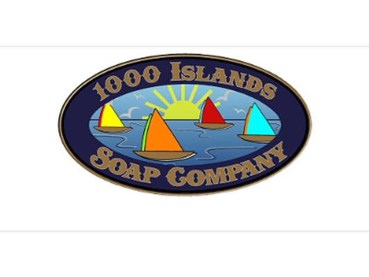 Gift certificate donated by 1000 Islands Soap Company