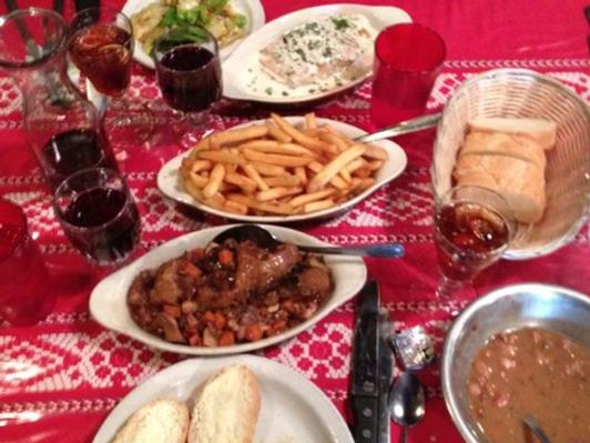 Louis' Dinner for 8