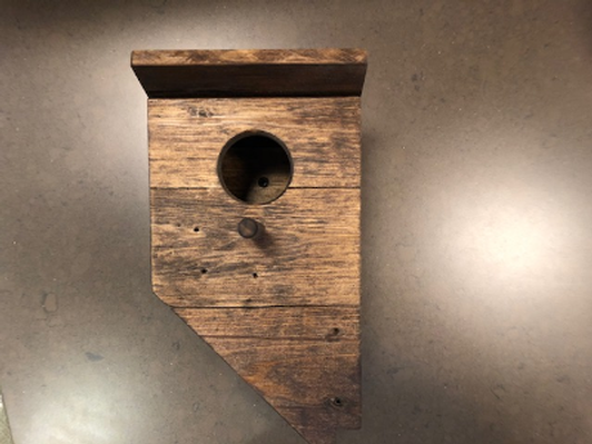 Nevada Birdhouse