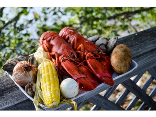 Tickets for 4 to Cabbage Island Clambake