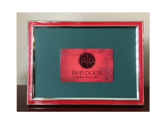 Red Door Wood Fired Grill Gift Certificate