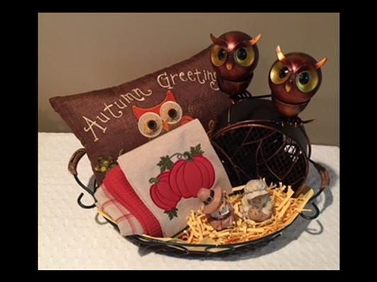 Autumn Basket