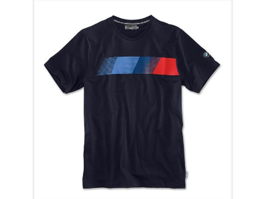 BMW Motorsport men's tee shirt donated by BMW Kingston