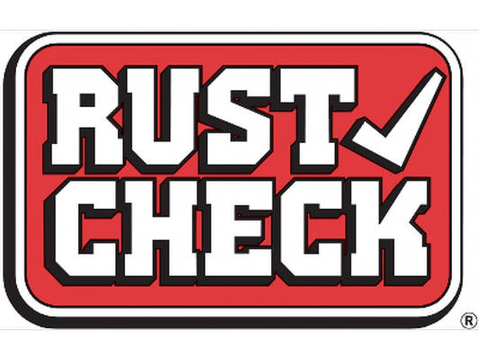 Rust Check Gold Service treatment donated by Rust Check Kingston