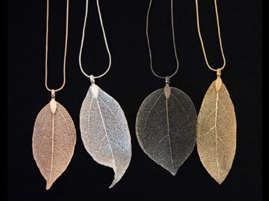 Leaves in Filigree