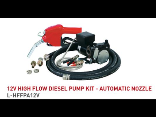 12v Diesel Pump Lubemate