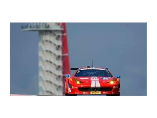 Two Ferrari Challenge VIP Hospitality Passes at Circuit of the Americas