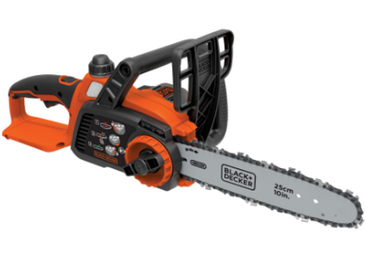 Cordless Black and Decker Chain Saw