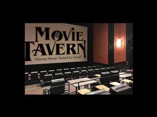 Movie Tavern - 4 Movie Tickets