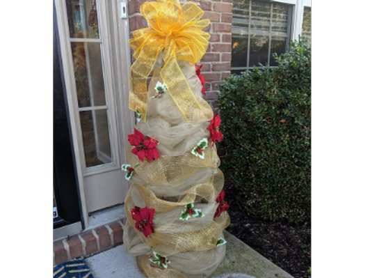 Decorative Tree from AJ Creations