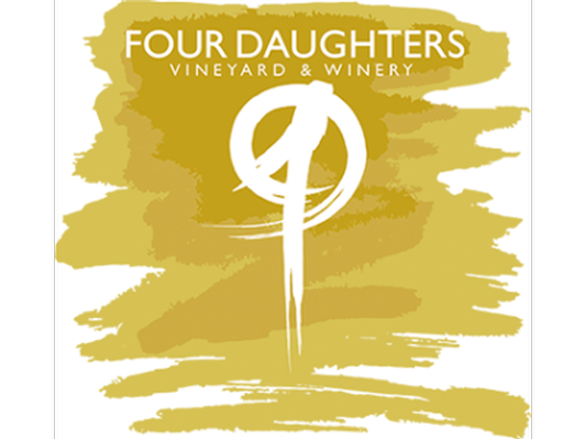 Four Daughter's Vineyard & Winery Tour for 4-8 people